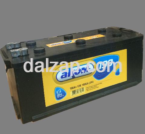 [6ст-190 АЗ правый] Аккумулятор 6ст-190 АЗ АКОМ ЕN 1000