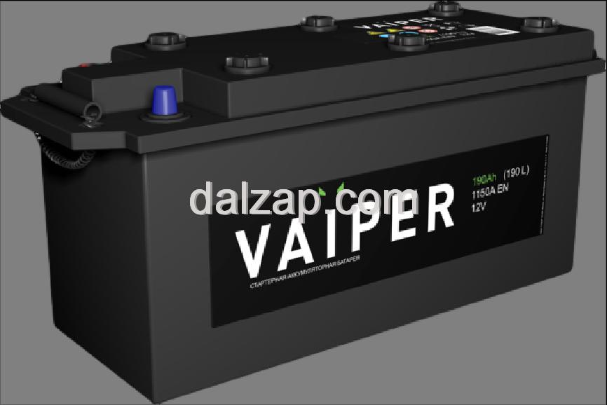 [6ст-135] Аккумулятор VAIPER 6ст-135